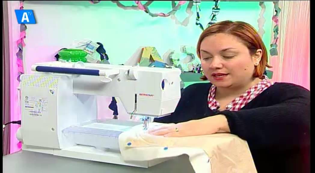 La explanada alicante craft tutorial manta polar para - Como forrar muebles con tela ...