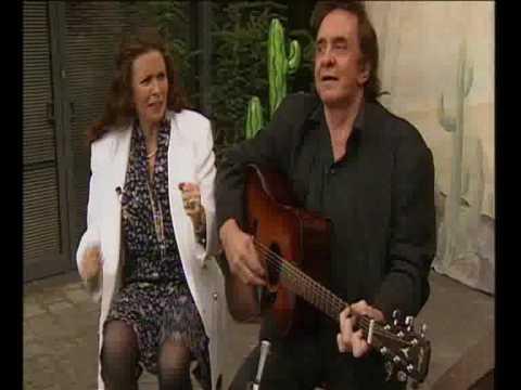 Johnny Cash June Carter Cash Jackson Tvnz 1994 Youtube