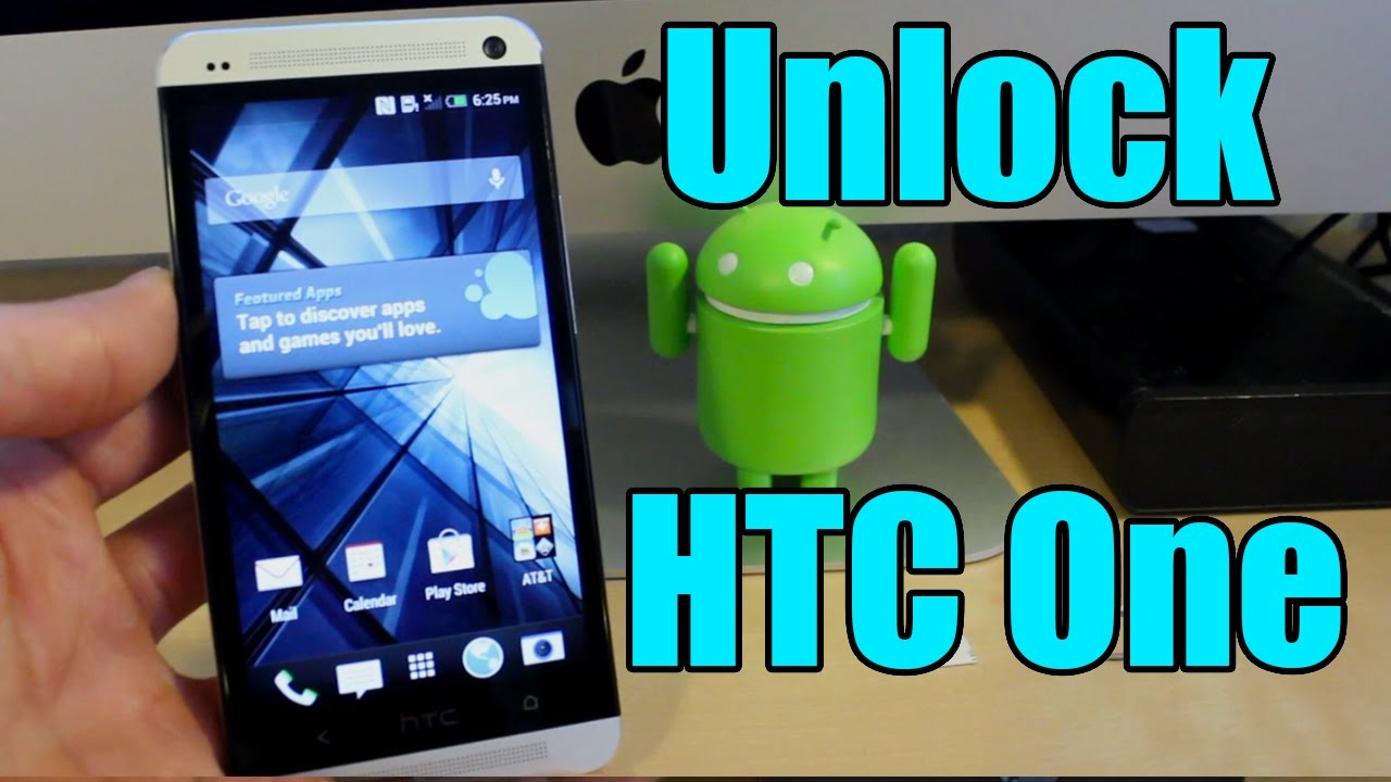 How to unlock htc 41