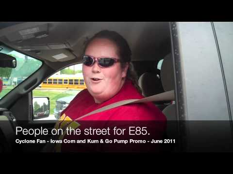 ISU Fan - People On The Streets For E85