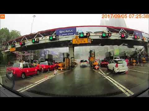 hong kong driving record