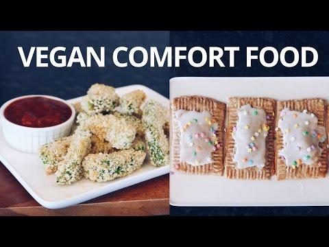HEALTHY VEGAN COMFORT FOOD