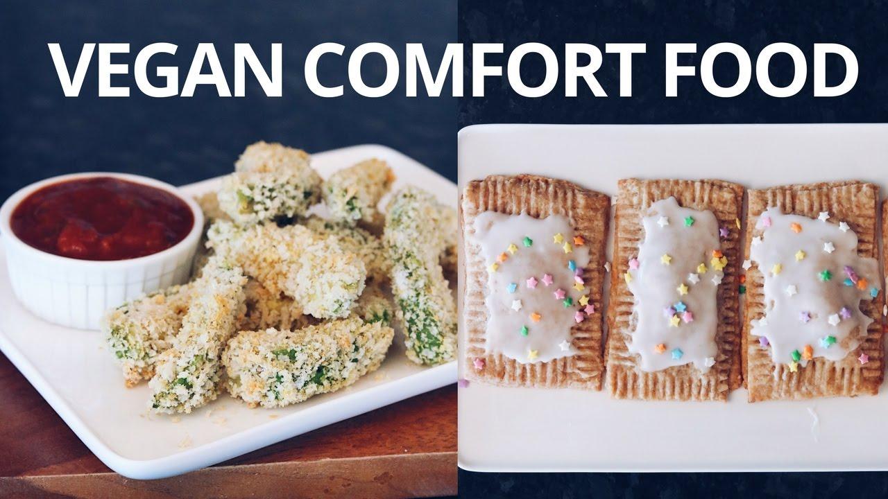 Healthy vegan comfort food youtube healthy vegan comfort food forumfinder Images