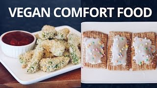 HEALTHY VEGAN COMFORT FOOD