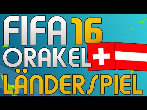 ÖSTERREICH vs SCHWEIZ - FIFA 16 LÄNDERSPIEL ORAKEL - Let's Play Fifa Gameplay