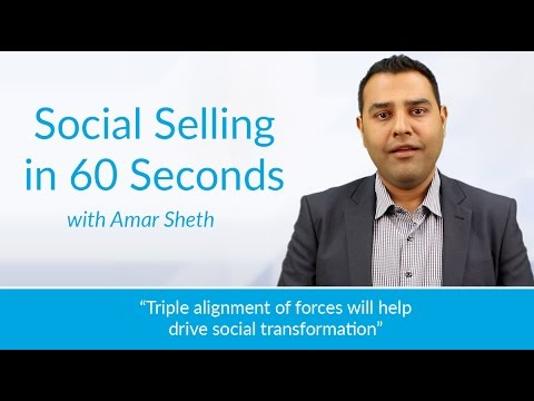 Social Selling Tip Vs. Digital Transformation