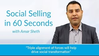 Social Selling Tip Vs. Digital Transformation