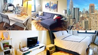 New York City Apartment Update | Decor & Furniture
