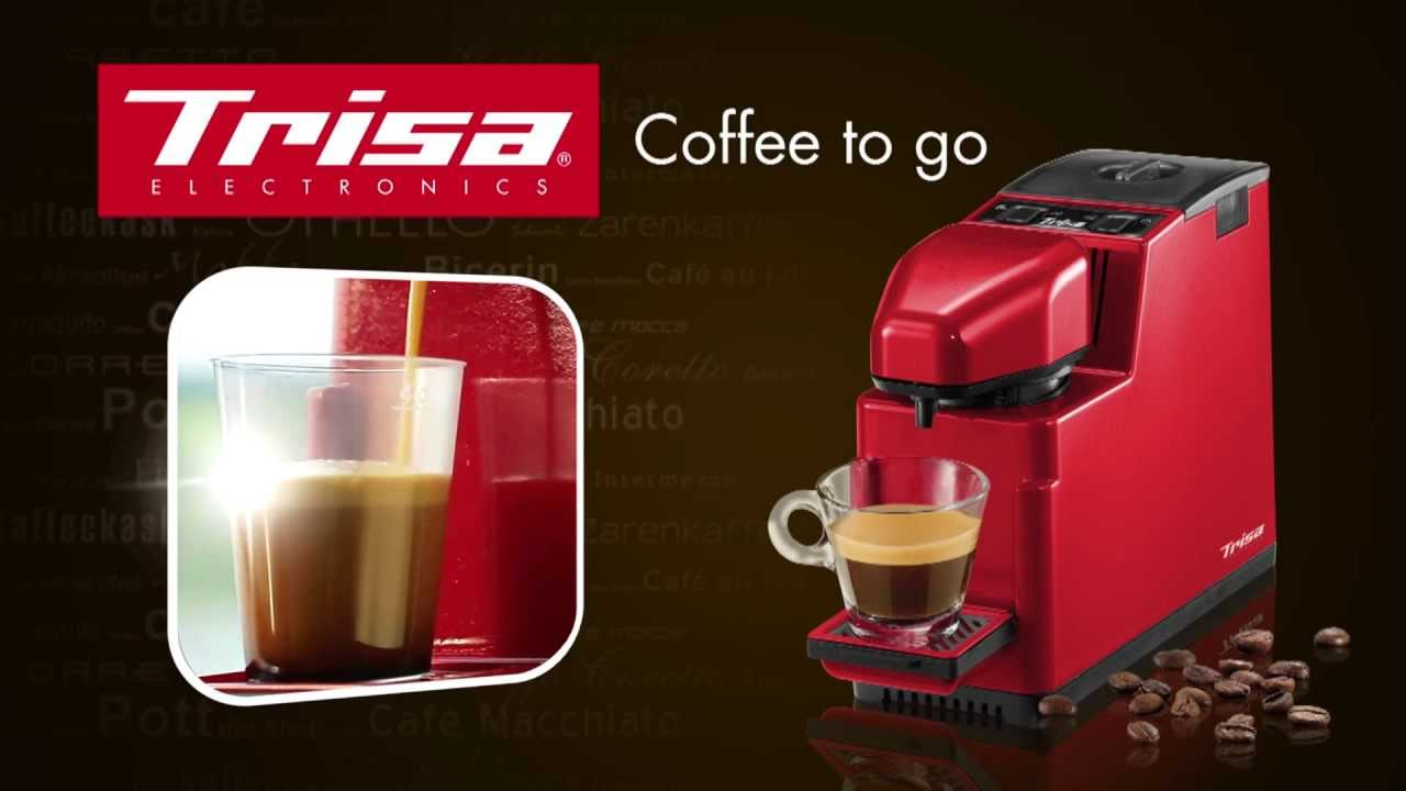 trisa electronics ag coffee to go youtube. Black Bedroom Furniture Sets. Home Design Ideas