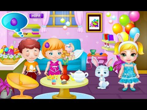 Baby Madison Easter Fun Online Free Flash Game Videos GAMEPLAY