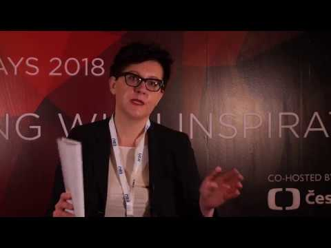 Digital Media Days 2018 - Denisa Kollárová - Czech TV