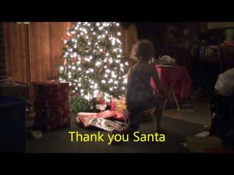 What your kids do before you wake up on Christmas
