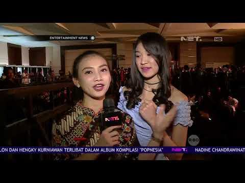 Keseruan Acara 'Handshake Festival JKT 48 2017'