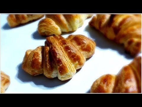 كرواصون-ناجح-100%-|-how-to-make-croissants-recipe