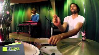 The Bewitched Hands - Thank You Goodbye, It's Over - Le Live