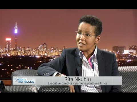 Siemens — Southern & Eastern Africa Executive Director, Rita Nkuhlu talks Managing Career Growth