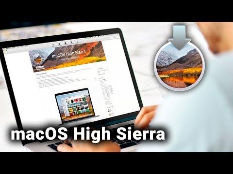 Cómo Instalar MacOS High Sierra Desde Cero 💻
