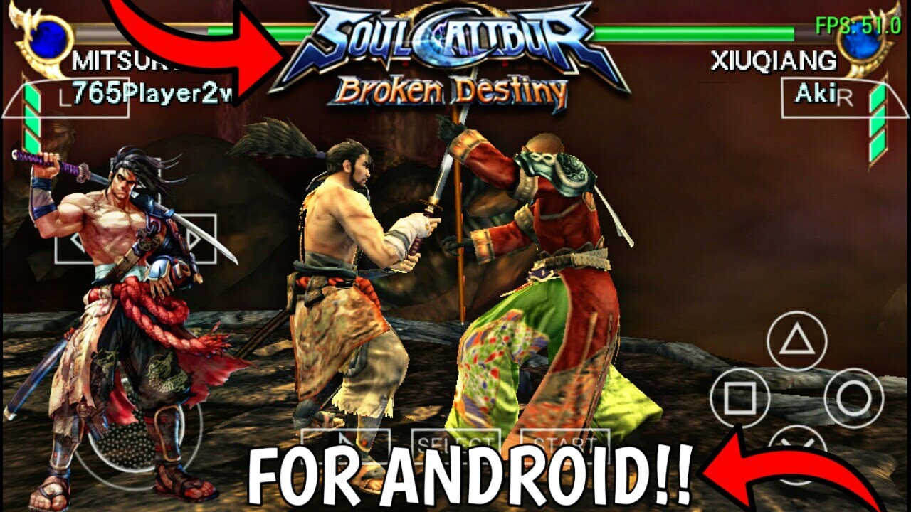 soul calibur 3 android apk