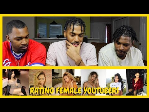 RATING FEMALE YOUTUBERS FROM 1-10!!! (QUEEN, KYRA MICHELLE, ALIYA JANELL, KENNEDY CYMONE & ETC)
