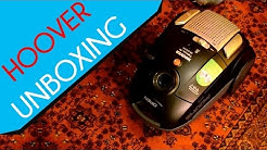 Hoover Telios Plus vacuum cleaner - Unboxing and Review