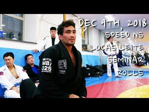 Lucas Leite(Checkmat BJJ/BlackBelt) Jiu Jitsu Seminar Rolls from YouTube · Duration:  17 minutes 16 seconds