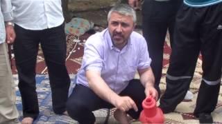Caferi Meshebinde Abdest Alınışı - H.Hasan Karabulut 2017 Video