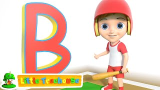 Fantasy Alphabet Song | ABC Song | Phonics Song | Nursery Rhymes & Kids Songs by Little Treehouse
