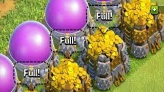 Clash of Clans - FARM Risorse 900.000 Oro + Elisir EPICO