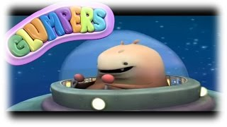 Glumpers, Funny TV series for children - The UFO, cartoon video