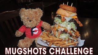 Triple MUGSHOT Burger Challenge @ Mugshots Grill!!