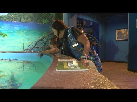 'Shark Lady' promotes volunteer opportunities at Albuquerque BioPark
