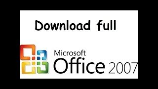 Gambar cover How to download office 2007 full version for free