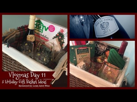 3 Holiday Gift Basket Ideas | SPONSORED