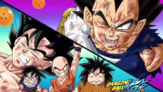 DragonBall Kai OST   The Braveheart Challenges the Strong