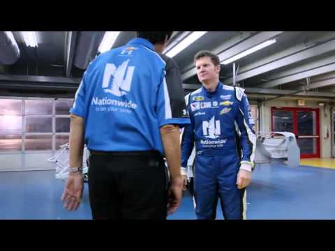 video:NASCAR Ad Featuring Dale Earnhardt Jr Nationwide com