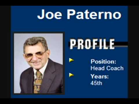 Joe Paterno: The Greatest Interview Of All Time