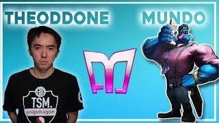 TheOddOne - Dr.Mundo vs Darius - Top (Ranked Gameplay)