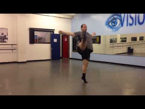 Unlikely Ballerina Performs Emotional Dance Rendition of Sia's Eye of the Needle