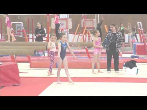 Victoria Fleury, Aspire 2 gymnastics camp application 2018, eastern Canada,gymnastique