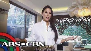 Rated K: Bahay ni Andrea Del Rosario ipinasilip