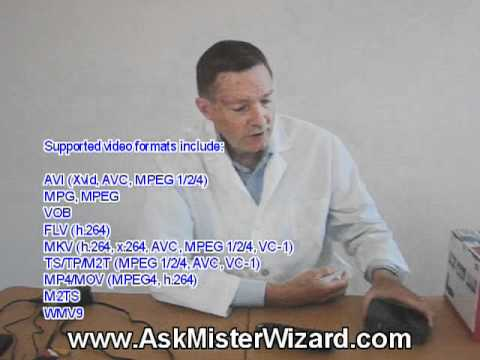 Western Digital WD TV Live SMP Review Part 3 Of 5 By AskMisterWizard