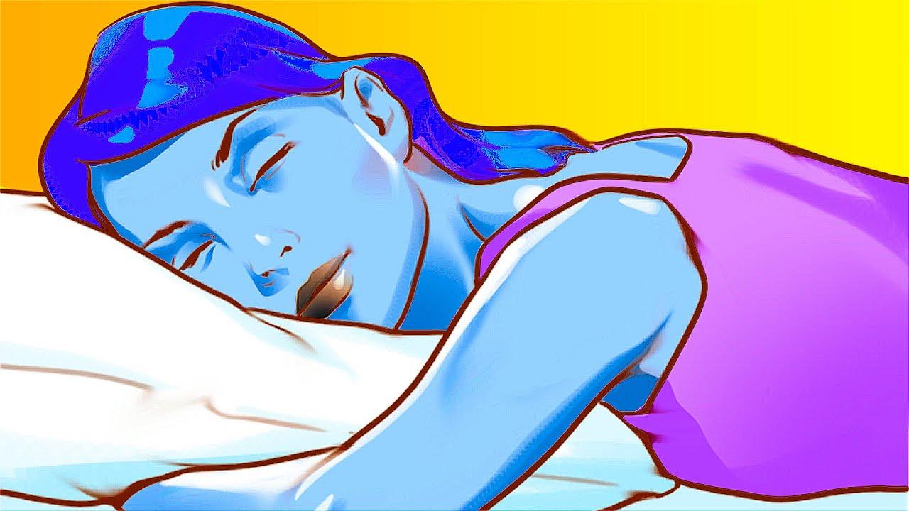 20 seltsame Tipps zum Einschlafen, die tatsächlich funktionieren + video