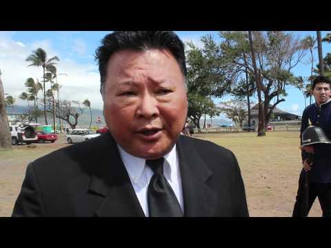 Maui Mayor Alan Arakawa on Na Wai Eha (Raw Footage)