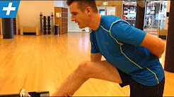 Hamstring stretching - don't stretch the sciatic nerve | Feat. Tim Keeley | No.35 | Physio REHAB