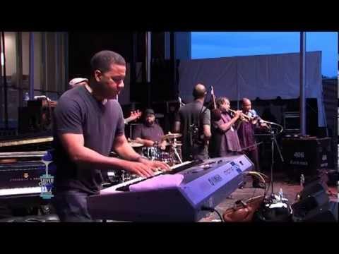 Jazz Musician Marcus Johnson