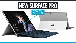Review: The New Microsoft Surface Pro (2017) Surface Pro 5