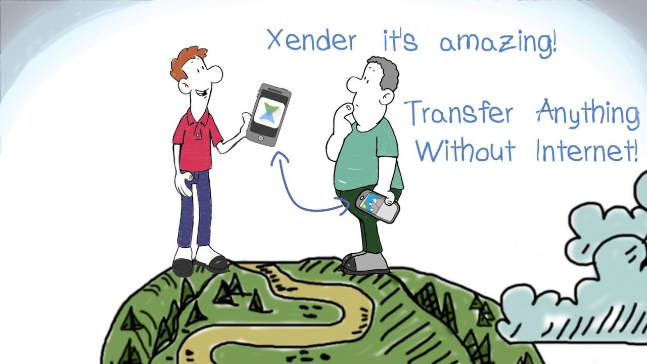 Free Download Xender APK Latest - Xender app for android
