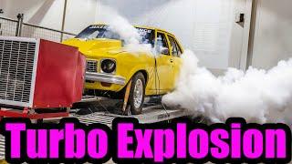 2000hp Turbo Explosion