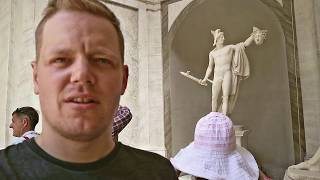 Rome in 1 Minute / Rom / Vatikan / Campo Santo Teutonico