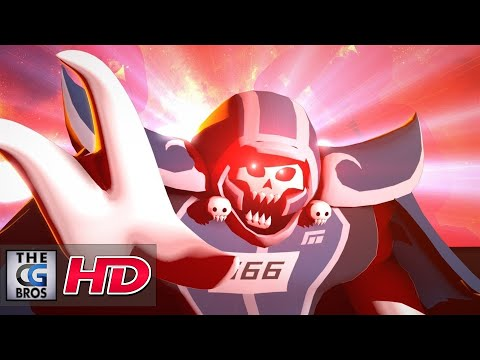 """CGI 3D Animated Trailers: """"Super Starcore Ultra : Xtreme Turbo Burst – Character Trailer"""""""